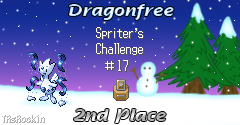 Spriter's Challenge - second place