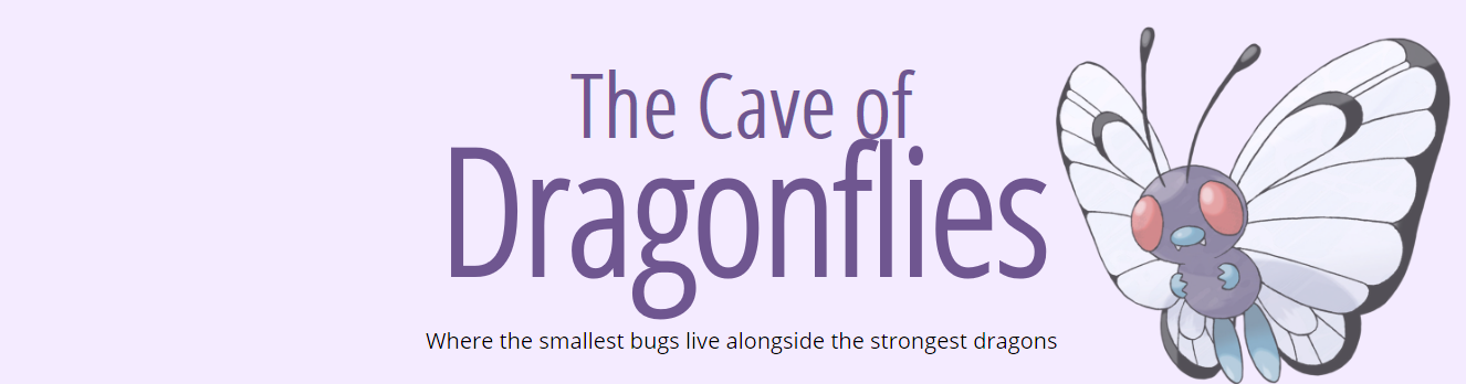 The Cave of Dragonflies forums